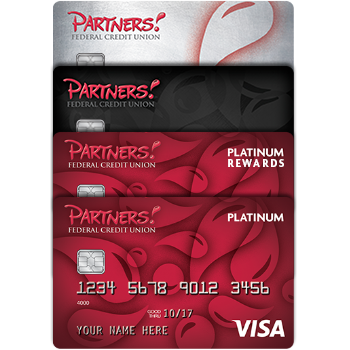 Partners Credit Cards