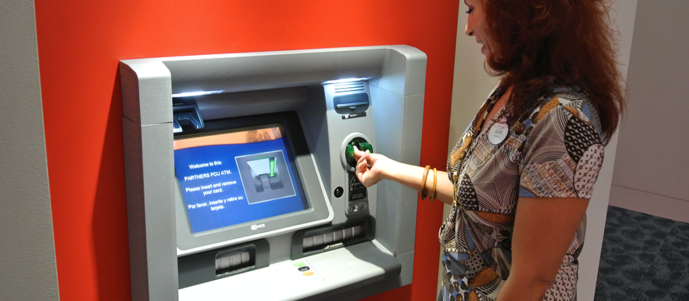 Partners ATMs