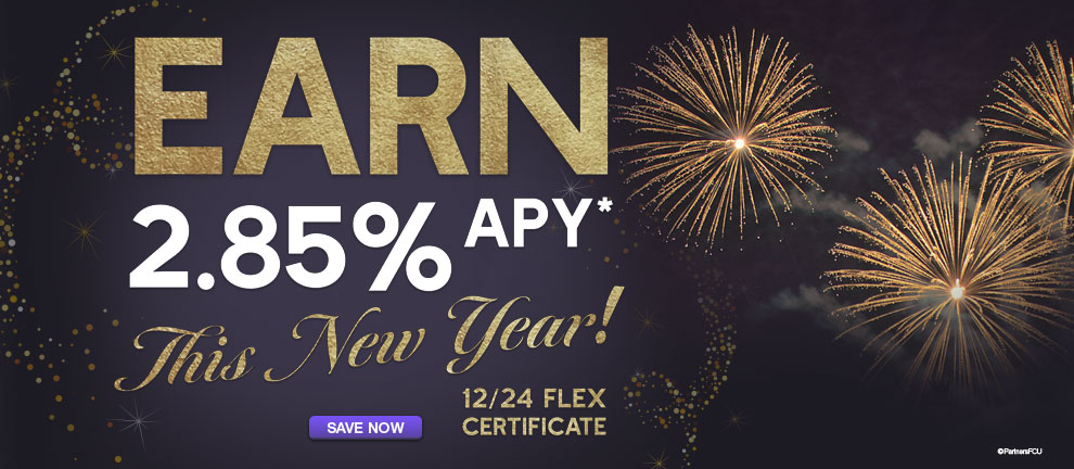 New Year Flex Certificate