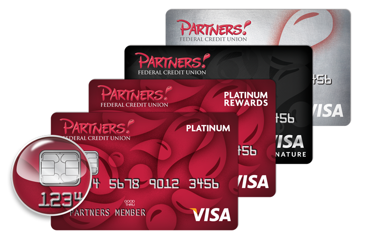 Partners Visa Cards