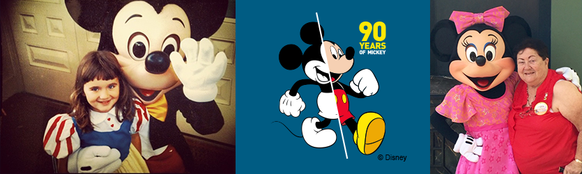 Mickey Mous 90th Anniversary-Moments with Angie