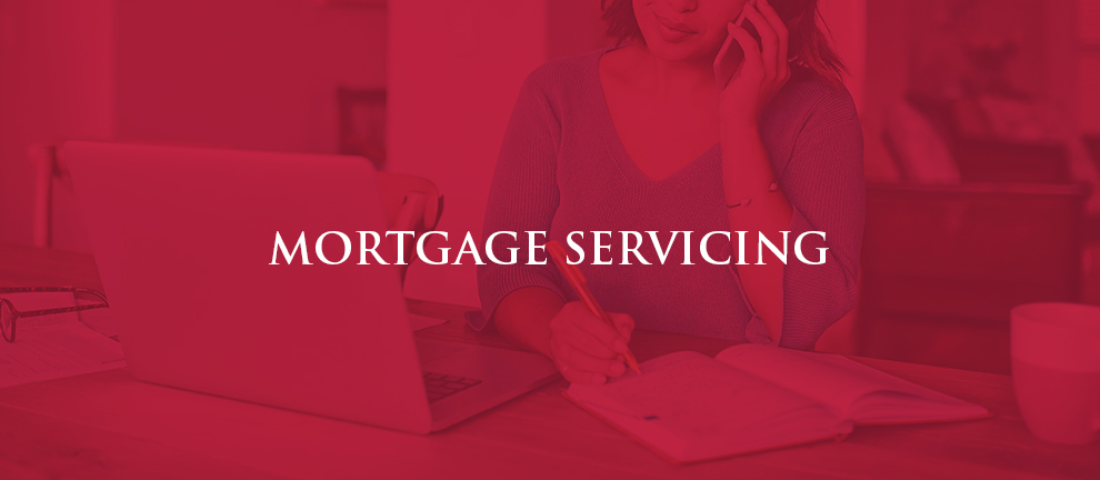Mortgage Servicing