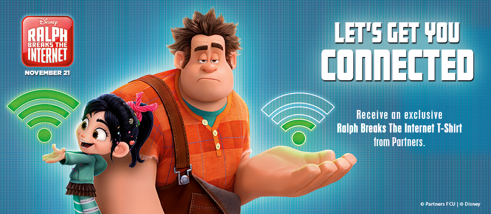 Ralph Breaks The Internet in theaters now
