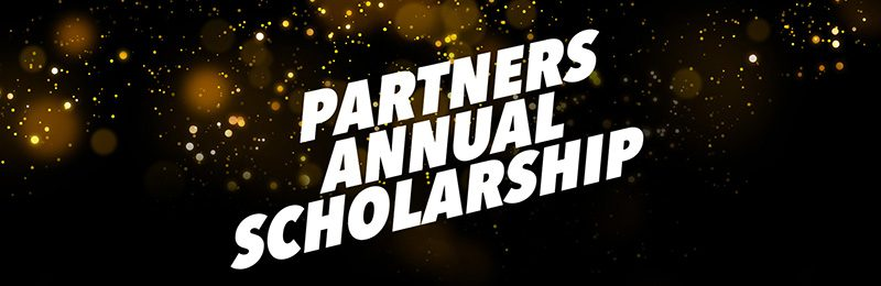 Partners Annual Scholarship