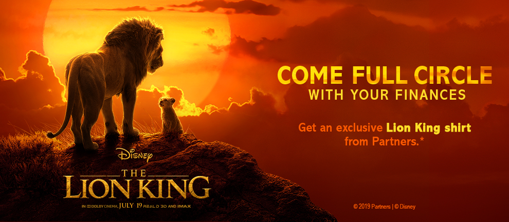 The Lion King Synergy Campaign