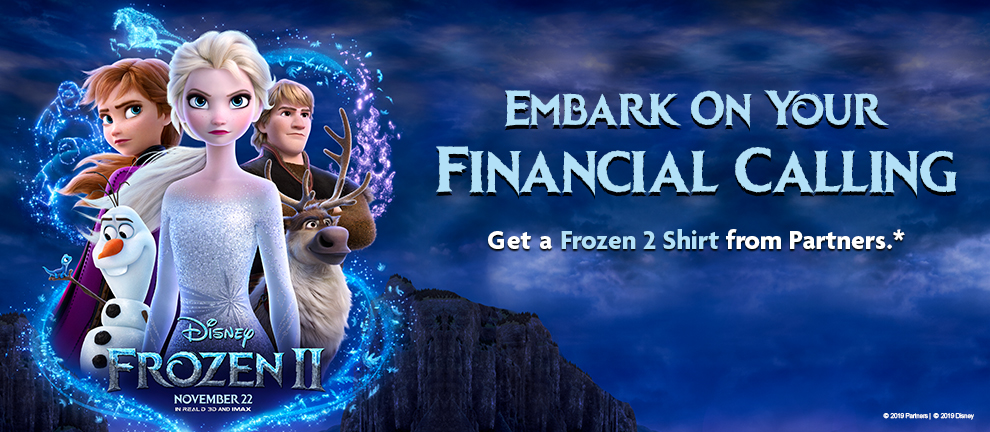 Frozen 2 Synergy Campaign