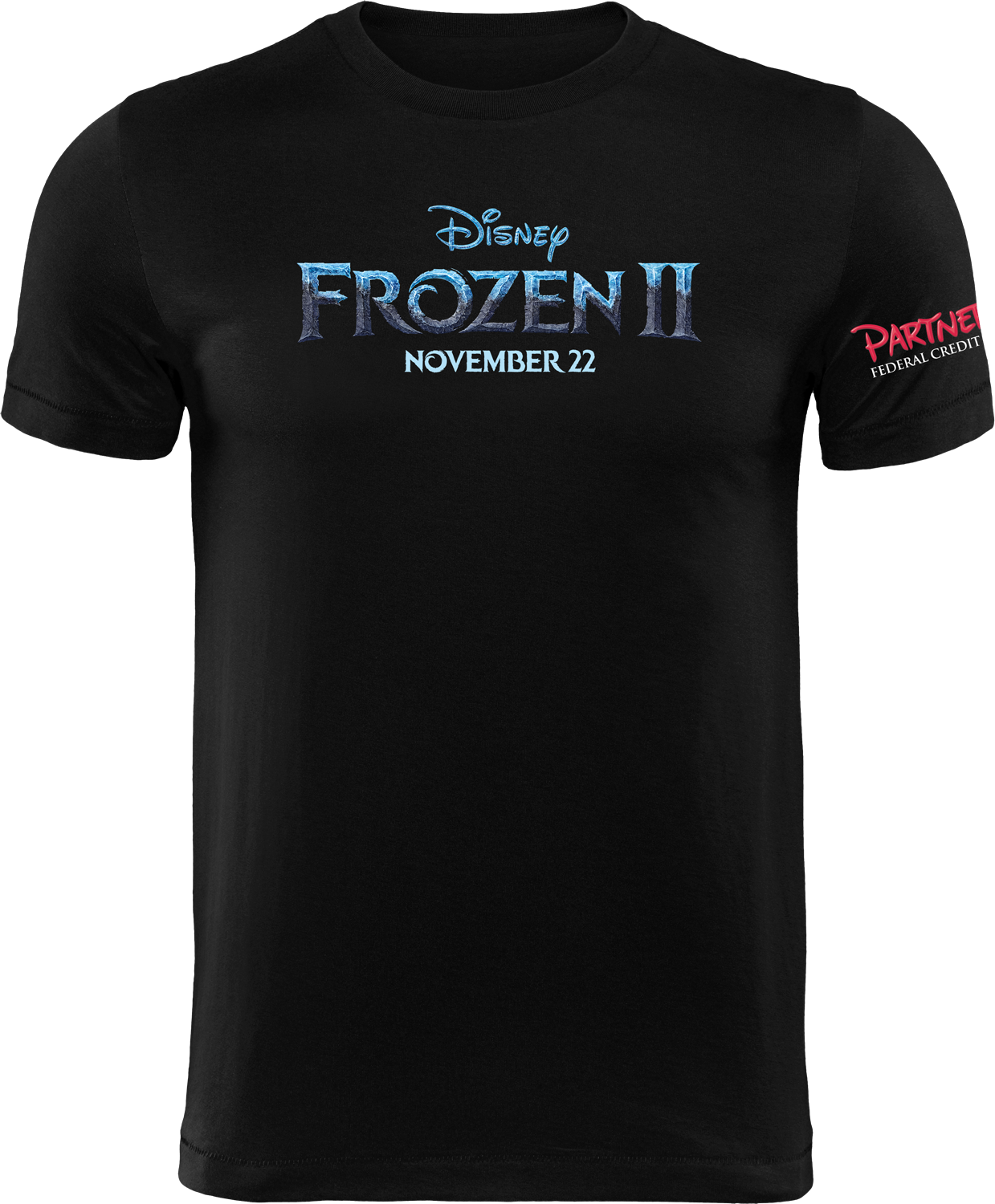 Frozen 2 Synergy Campaign t-shirt