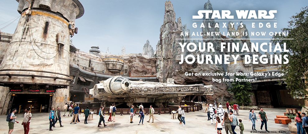 Star Wars Galaxy's Edge Synergy Campaign