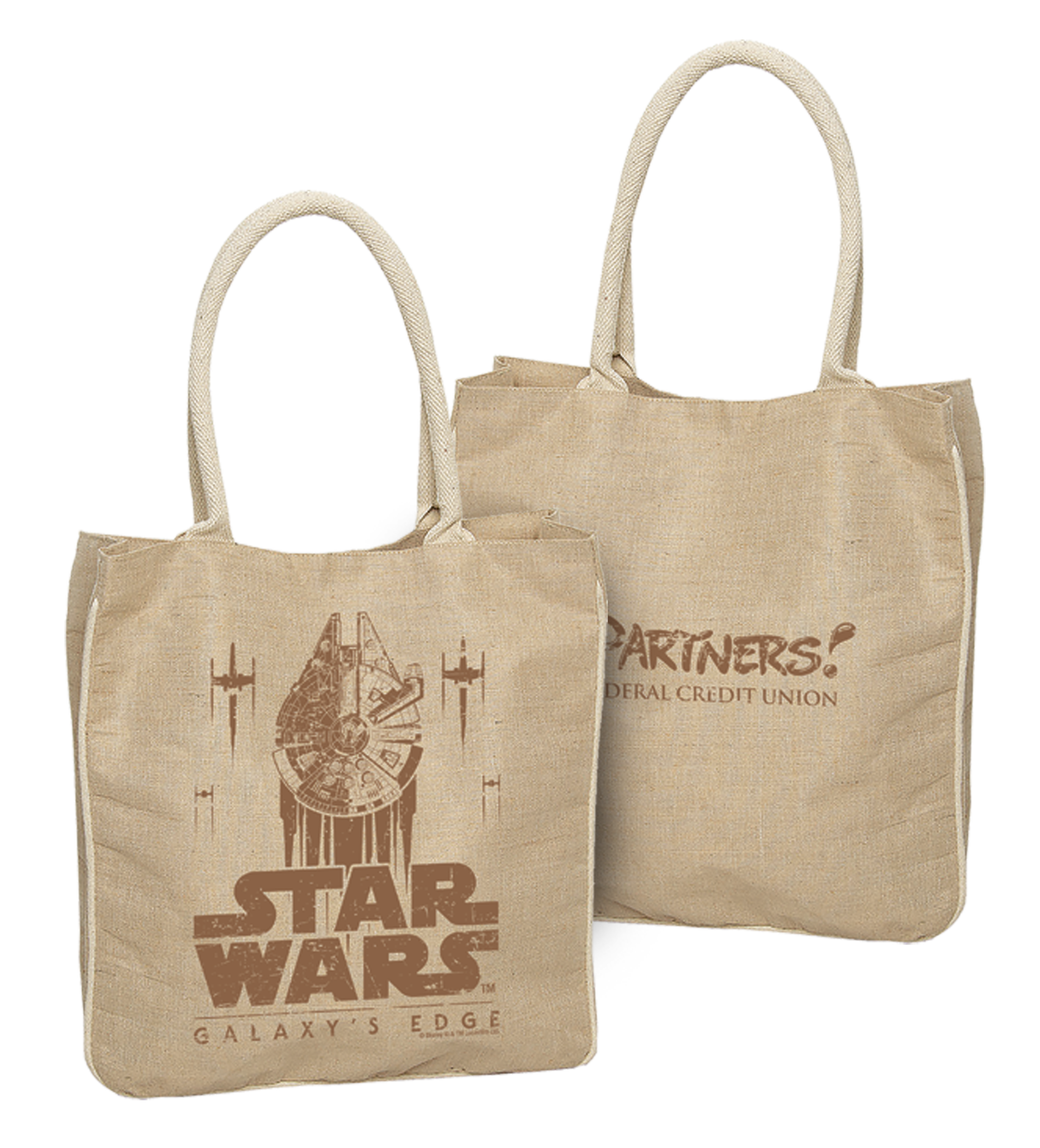 Join and receive an exclusive Star Wars: Galaxy's Edge Bag from Partners