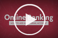 How to Add an External Account