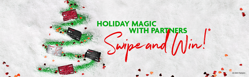 Holiday Magic With Partners Header