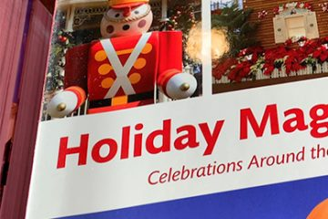 Holiday Magic at the Disney Parks Blog Hero