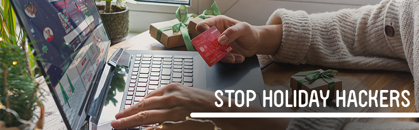 Stop Holiday Hackers