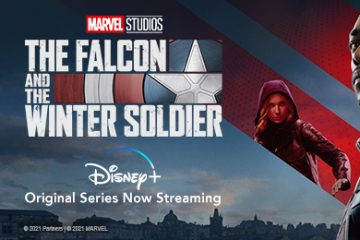 The Falcon & The Winter Soldier Blog Header