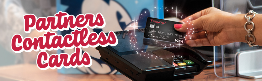 Partners Contactless Cards