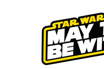 Star Wars Day - May the 4th be With You Blog Banner