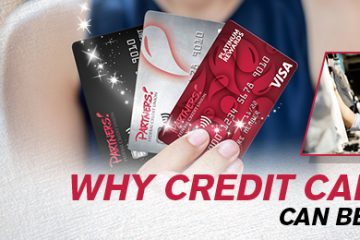 Why Credit Cards Can Be Smart Financial Tools