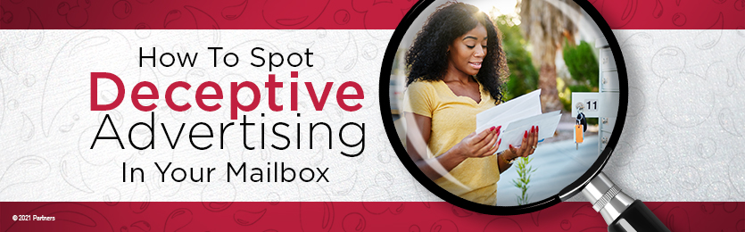 How to Spot Deceptive Advertising in Your Mailbox