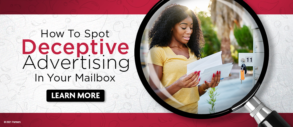 How to Spot Deceptive Advertising in Your Mail